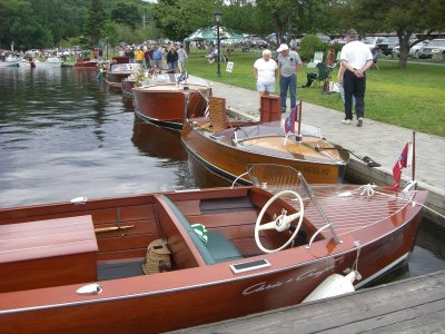 History of the Motor Boat