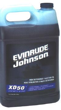 evinrude oil