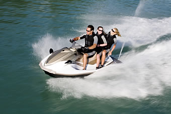 Fuel Efficiency with Yamaha WaveRunners