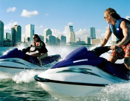 Precautions for Personal Watercraft