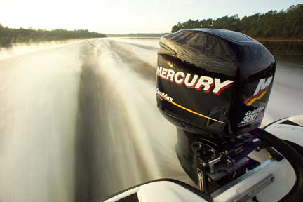 Mercury's Award Winning Outboard