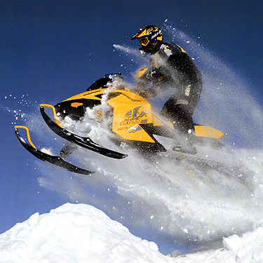 Two Stroke Oil for Snowmobiles