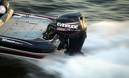 Evinrude's E-TEC Engines