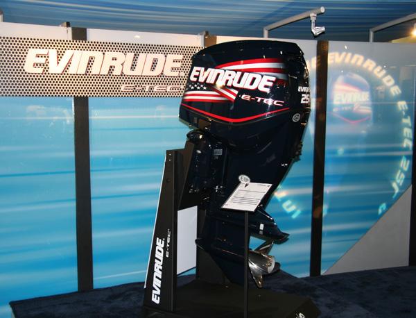 Evinrude E-TEC Advantages
