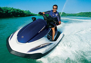 Brief History of the Yamaha WaveRunner