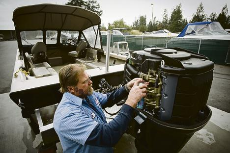 E10 Gasoline Causes Problems for Outboard Motors