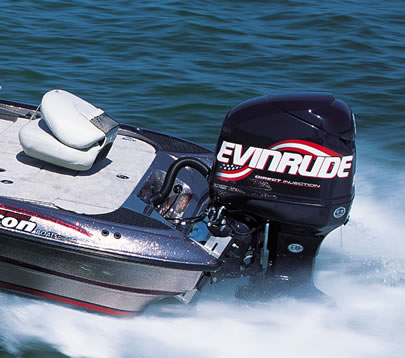 Great Deals on Evinrude Outboards