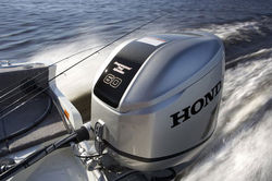 Honda Marine Introduces New 60HP Outboard