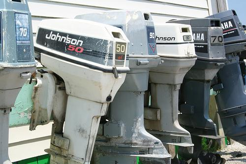 Comparison Shopping for Used Outboards