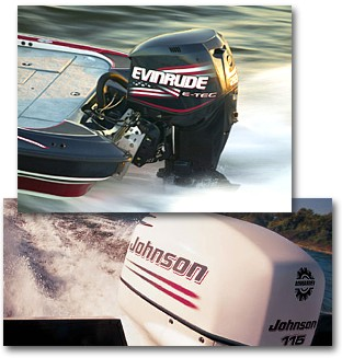Evinrude through the Ages