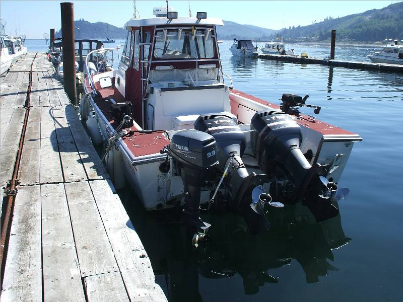 Exploring Lightweight Outboards