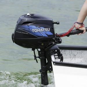 Outboard-Motor