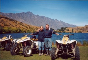 Quads in Queenstown