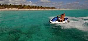 Quintana Roo, Riviera Maya, Punta Maroma, Hotel Maroma, Waverunners - Photo by Maroma