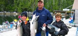 father_son_salmon_fishing