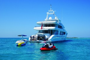 the-luxury-yacht-comes-with-lots-of-toys-including-a-23-foot-motor-boat-two-jet-skis-and-scuba-equipment