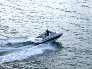 Speed Boat at Brighton