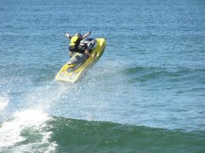 waverunner jump