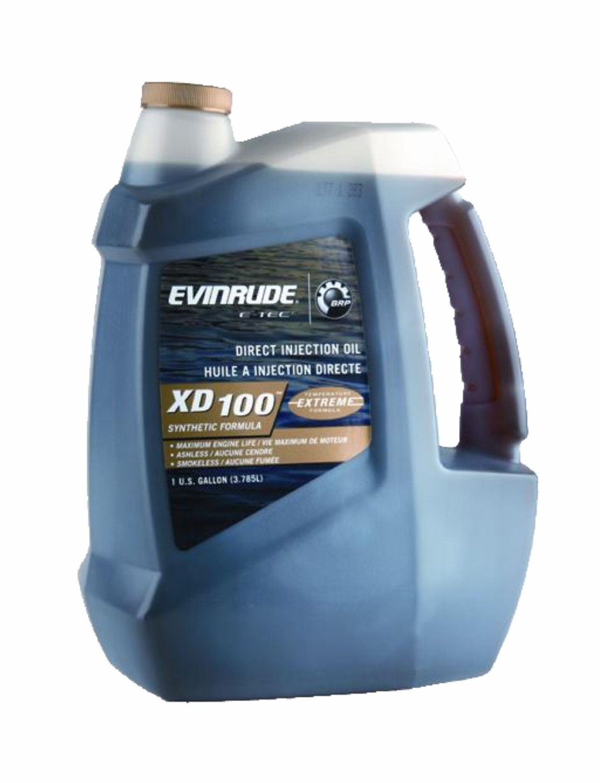 evinrude xd 100 oil