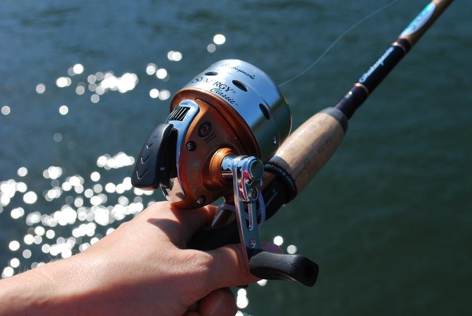 fishing pole