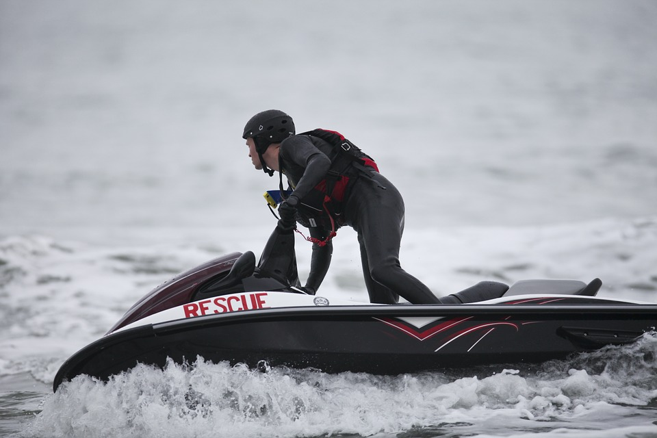 rescue waverunner