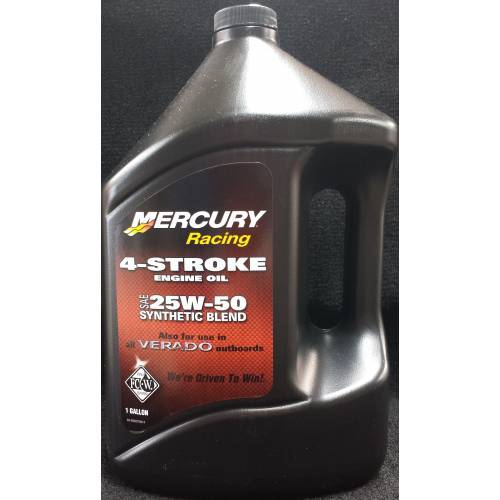 1 mercury oil
