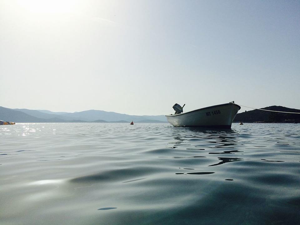 2 motorboat